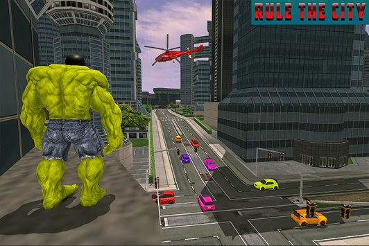 Monster Hero City Battle APK indir [v1.5]