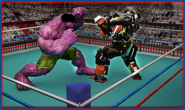 Monster Superhero Ring Battle APK indir [v2.0]