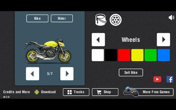 Moto Wheelie APK indir [v0.2.7]