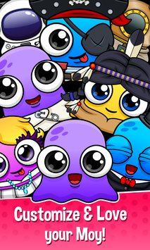 Moy 5 – Virtual Pet Game APK indir [v1.4]