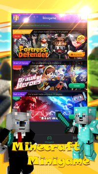 Multiplayer for Minecraft PE – MCPE Servers APK indir [v1.2.89]