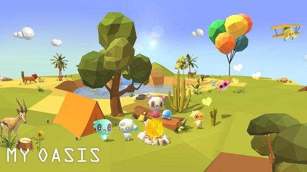 My Oasis – Tap Sky Island APK indir [v1.219]