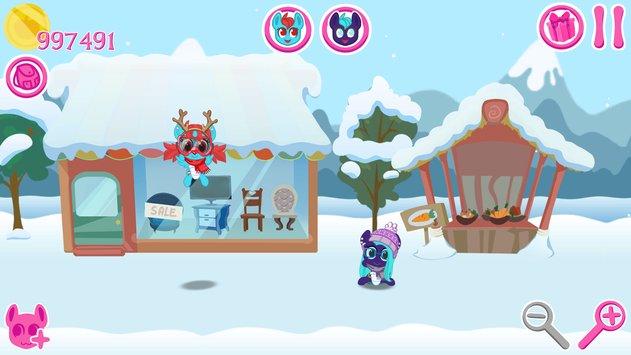 My Pocket Pony APK indir [v1.51 – Winter Fairy-Tale]