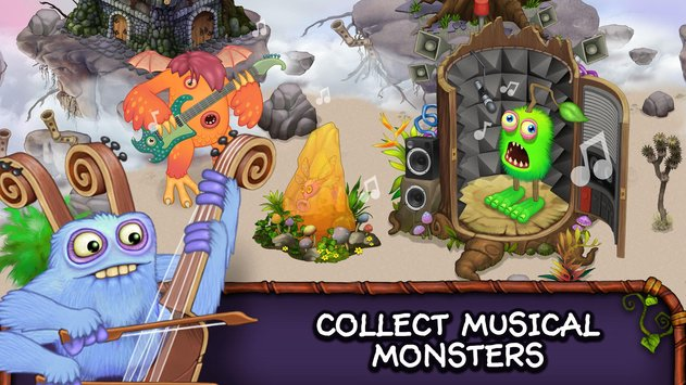 My Singing Monsters APK indir [v2.1.6]