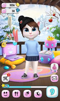 My Talking Angela APK indir [v3.4.1.13]