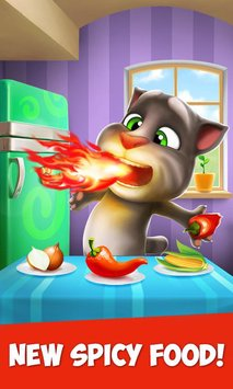 My Talking Tom APK indir [v4.5.1.8]