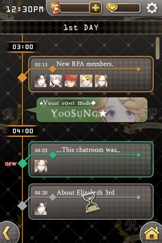 Mystic Messenger APK indir [v1.8.5]