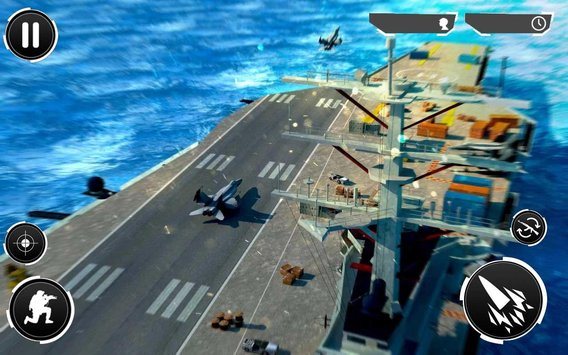 Navy Gunner Shoot War 3D APK indir [v1.0.7.2]