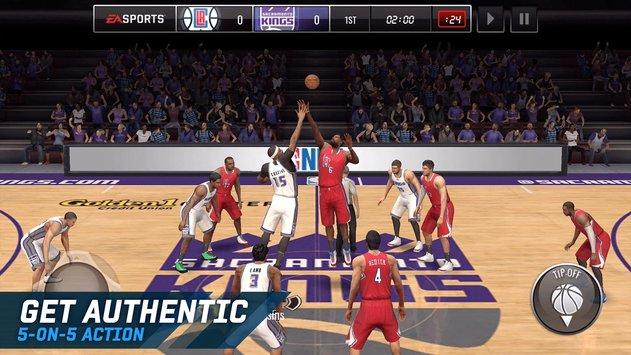 NBA LIVE Mobile APK indir [v1.6.5]