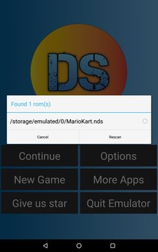 NDS Emulator – For Android 6 APK indir [vpb1.0.0.1]