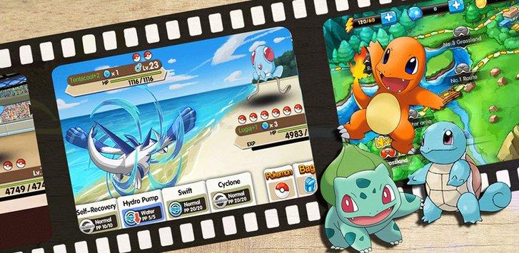 New Pokémon Mobile Game APK indir [v1.0.0]