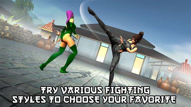 Ninja Kung Fu Fighting 3D – 2 APK indir [v1.4.2]