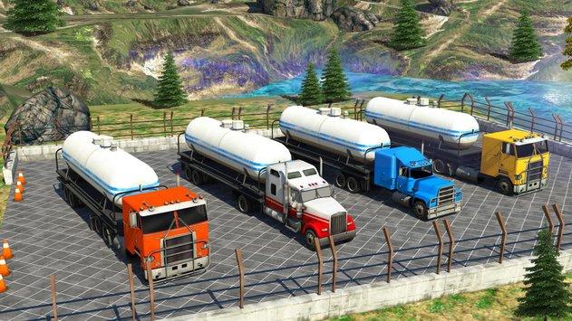 Oil Tanker Truck Simulator indir [v1.1]