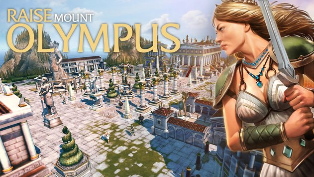Olympus Rising APK indir [v3.8.1]