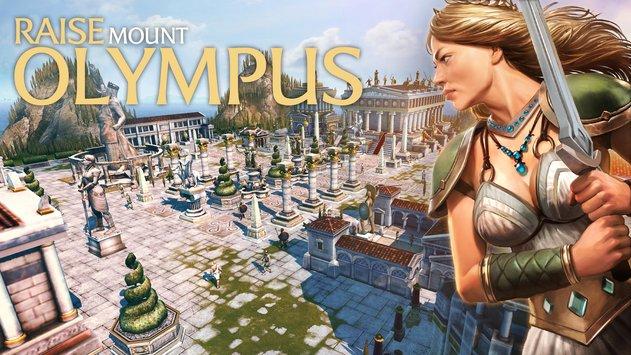Olympus Rising APK indir [v3.7.0]