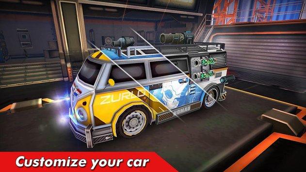 Overload – Multiplayer Cars Battle APK indir [v1.6]