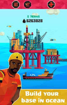 Petroleum Tycoon: Oil Mining Factory APK indir [v2.2.11]