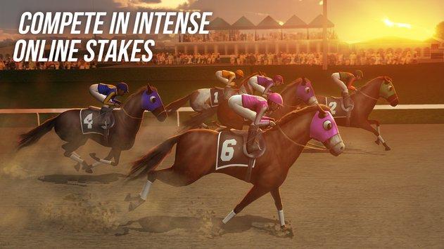 Photo Finish Horse Racing APK indir [v80.06]