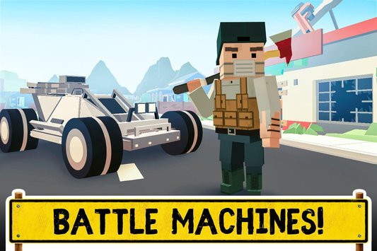 PIXEL'S UNKNOWN BATTLE GROUND APK indir [v1.25.012]