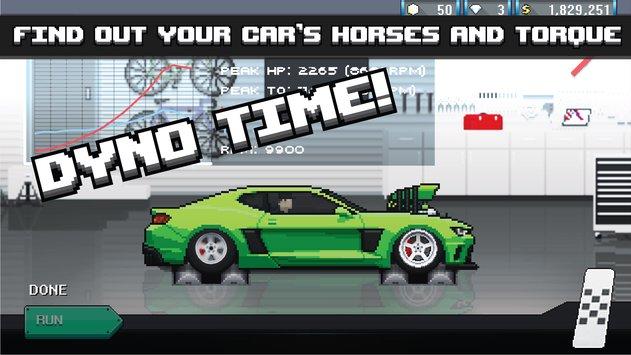 Pixel Car Racer APK indir [v1.0.94]
