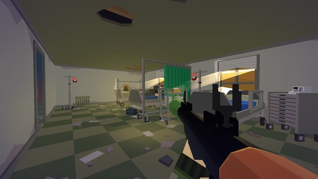 Pixel Combat: Zombies Strike APK indir [v1.2]
