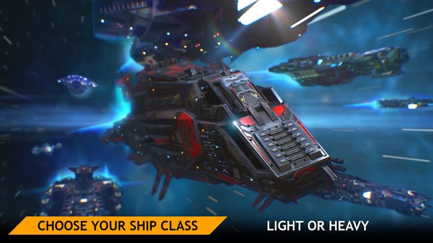 Planet Commander Online: Space ships galaxy game APK indir [v1.12]