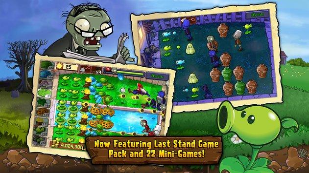 Plants vs. Zombies FREE APK indir [v2.0.10]
