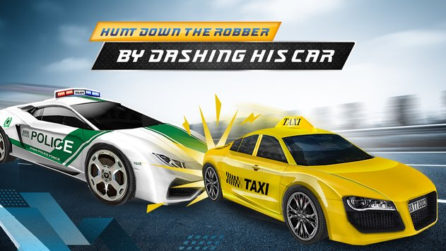 Police Chase -Death Race Speed Car Shooting Racing APK indir [v1.2.20]
