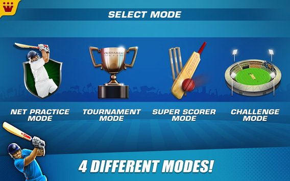 Power Cricket T20 Cup 2017 APK indir [v2.8]