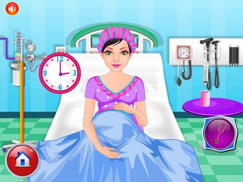 Pregnant Mommy Baby Care Games APK indir [v1.0.2]