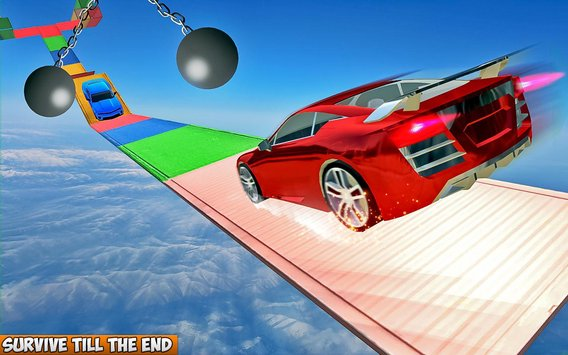 Racing Car Stunts On Impossible Tracks APK indir [v1.6]