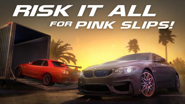 Racing Rivals APK indir [v6.4.2]