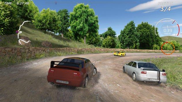 Rally Fury – Extreme Racing APK indir [v1.13]