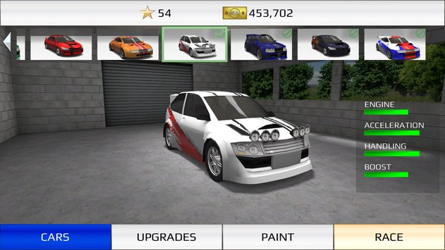 Rally Fury – Extreme Racing APK indir [v1.14]