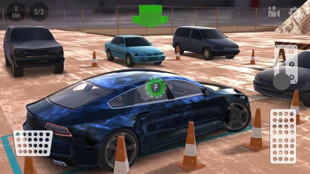 Real Car Parking 2017 Street 3D APK indir [v2.5]