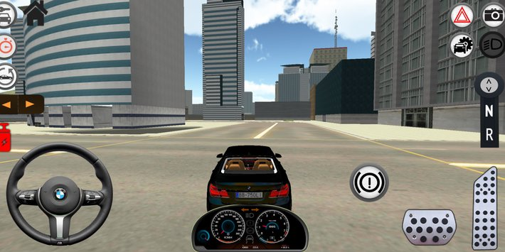 Real Car Simulator Game APK indir [v2.0]