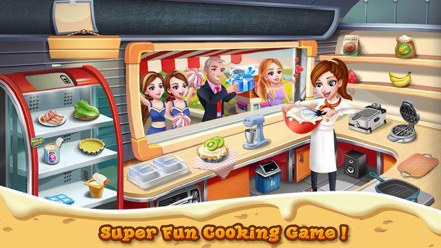Rising Super Chef 2 : Cooking Game APK indir [v1.7.2]