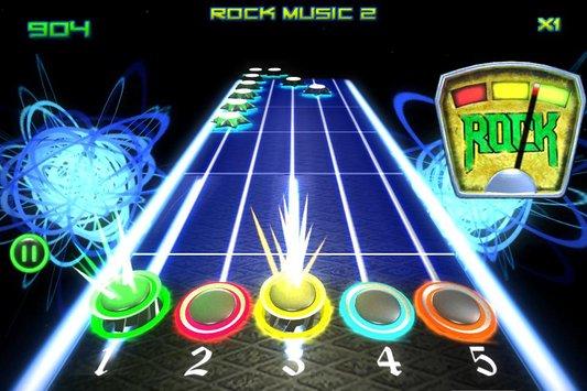 Rock vs Guitar Legends 2017 HD APK indir [v1.36]