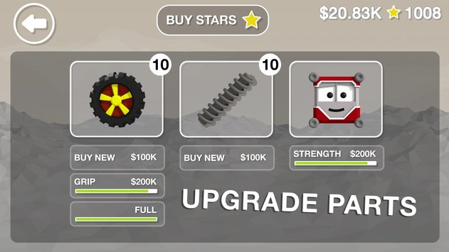 Rover Builder GO – Build, race, win! APK indir [v1.16]