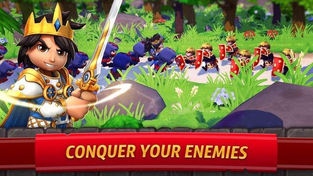 Royal Revolt 2 APK indir [v3.7.0]