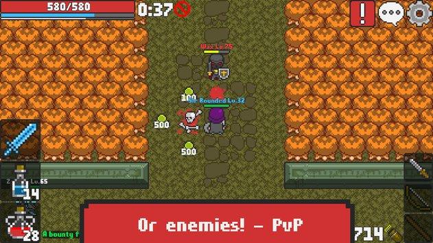 Rucoy Online – MMORPG – MMO APK indir [v1.15.9]
