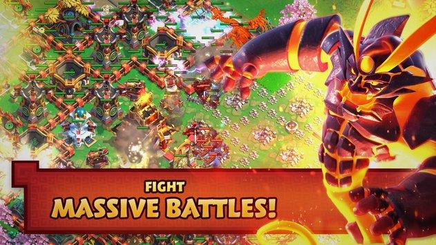 Samurai Siege: Alliance Wars APK indir [v1509.0.0.0]