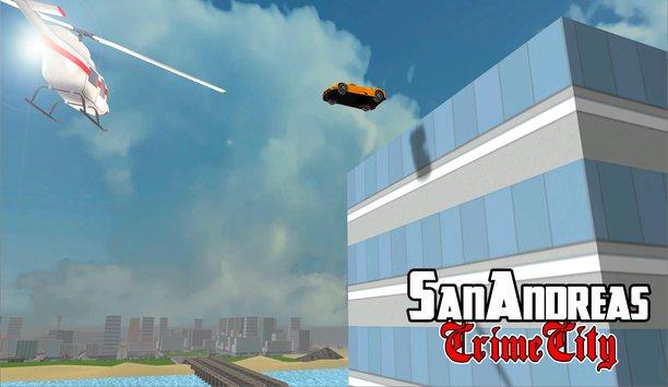San Andreas Crime City APK indir [v1.0.0.0]