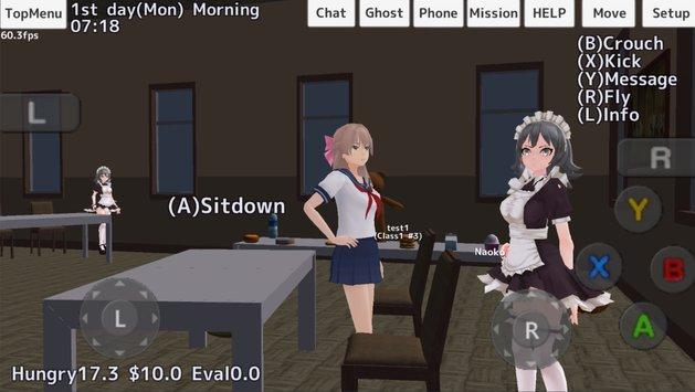 School Girls Simulator APK indir [v1.0]