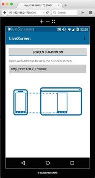 Screen Mirroring APK indir [v1.2.2]