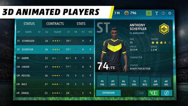 SEASON 18 – Soccer Manager APK indir [v1.11.10]