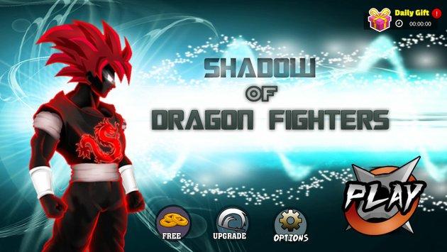 Shadow of Dragon Fighters APK indir [v1.2.7]