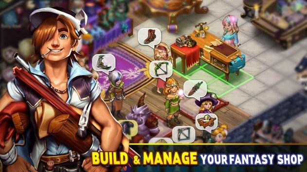 Shop Heroes: Trade Tycoon APK indir [v1.1.35006]