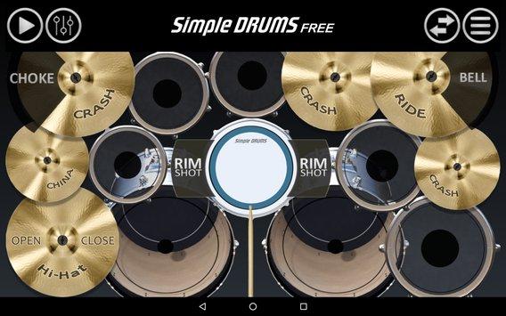 Simple Drums Free APK indir [v2.3.1]