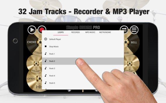 Simple Drums Pro – The Complete Drum App APK indir [v1.1.5]